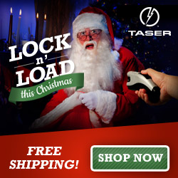 Free Shipping at TASER.com