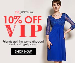 VIP at izidress.us
