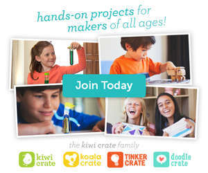 hands-on projects for makers of all ages!