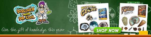 Give the Gift of Discover with Dr. Cool!