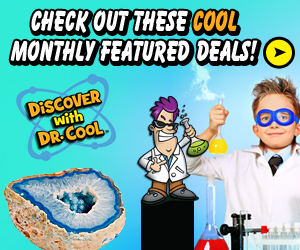 DIG in to Discover with Dr. Cool Featured Deals!