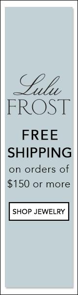 Lulu Frost banner