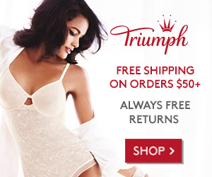 Get Free Shipping on $50 at Triumph!
