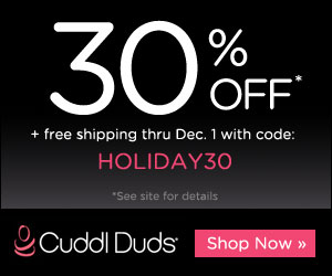 Holiday Savings - 30% off all!