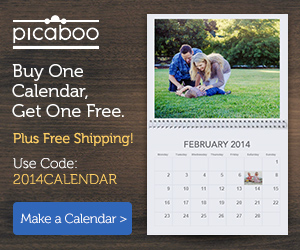 300x250 Buy One Get One Calendar