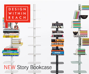 New Story Bookcase at Design Within Reach