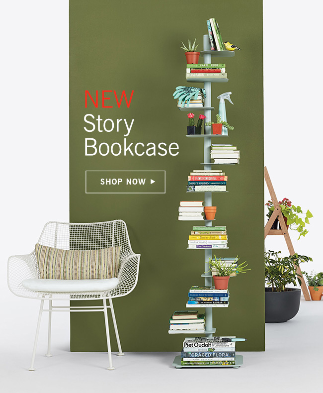 New Story Bookcase