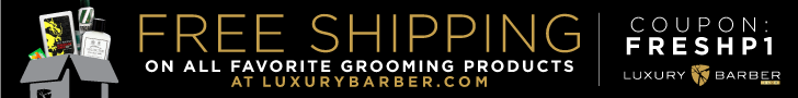 Luxury Barber banner