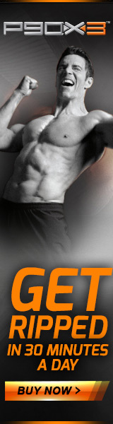 Get Ripped with P90X3 Today!