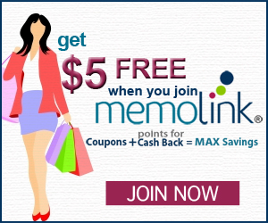 Get $5 Free when you join Memolink