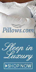 Get Your Feather Pillows Today at Pillows!