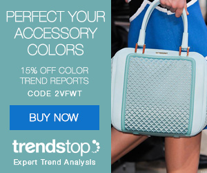 Accessory Color Trend Report 15% OFF
