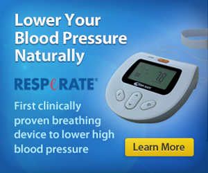 Introducing RESPeRATE - A clinically proven device for lowering blood pressure