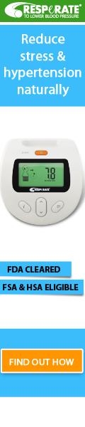 RESPeRATE - Blood Pressure Lowering Device