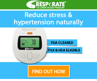 RESPeRATE - Blood Pressure Lowering Device