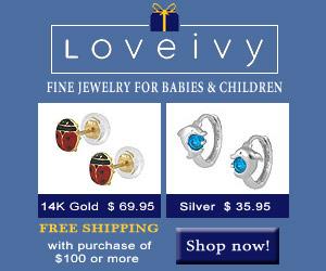 baby jewelry and child jewelry