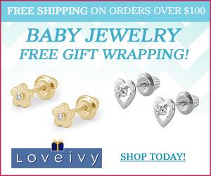 Shop Baby Jewelry at Loveivy!
