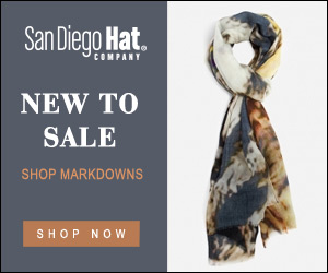 San Diego Hat Company banner