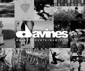 Davines USA banner