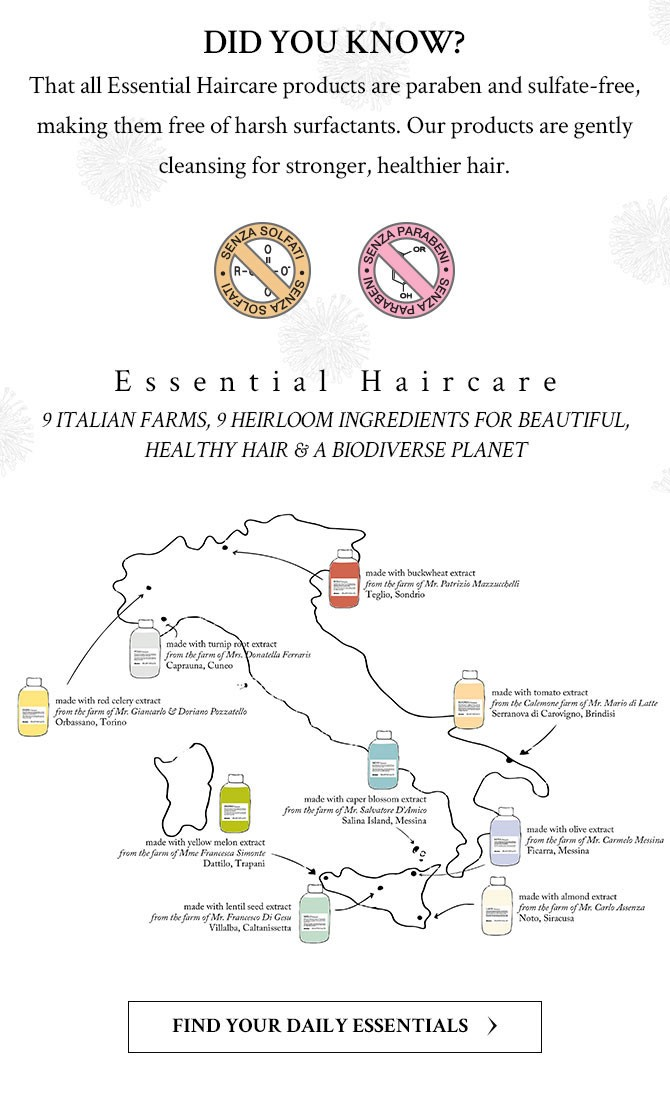 Essential Haircare