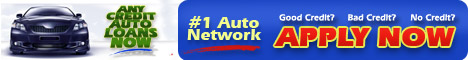 Visit AnyCreditAutoLoansNow.com And Get Pre-Approved Tomorrow!