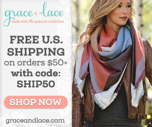 Grace and Lace banner