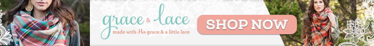 Get Free Shipping on Orders Over $50 at Grace and Lace