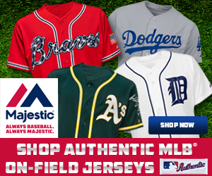Majestic Athletic - Shop MLB's Authentic On-Field Jerseys