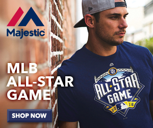 2016 MLB All-Star Game apparel available now for men and women, including 2016 Home Run Derby Batting Practice Jerseys.
