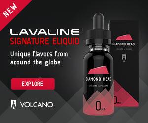 VOLCANO - LAVALINE - 300x250