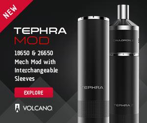 VOLCANO - TEPHRA - 300x250