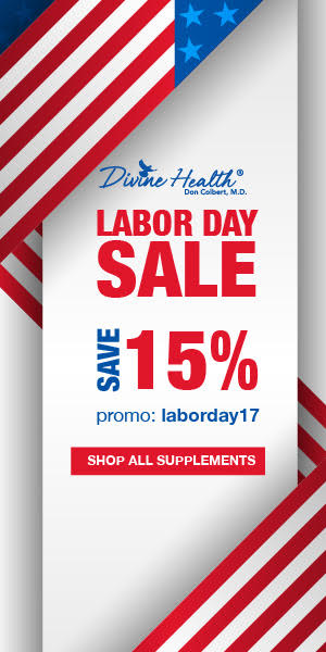 Drcolbert.com - Save 15% OFF Site Wide on Labor Day