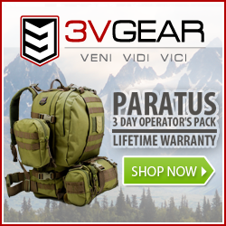 Shop and save 3V Gear at www.3vgear.com today!