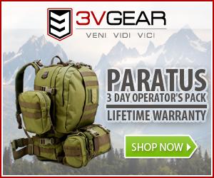Paratus 3 Day Bag
