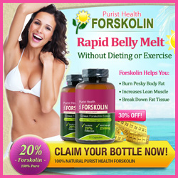Diet aid from Purist Health Forskolin