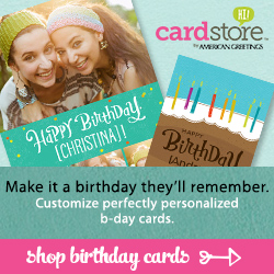 Shop Birthday Cards!