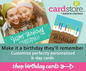 Shop Birthday Cards!