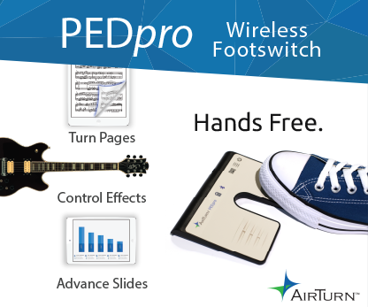 New and Improved! Now rechargeable, the PEDpro is ready to work as soon as you take it out of the box. Just connect to your Bluetooth 4.0 phone, tablet or computer.