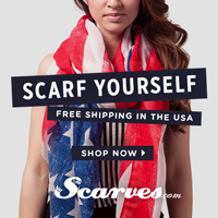 Scarf Yourself this Season.  Free shipping USA
