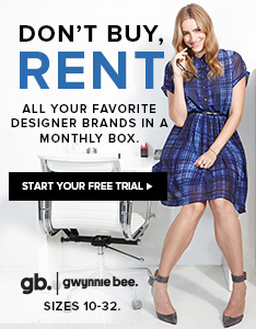 Don't buy, rent all your favorite designer brands in a monthly box. Start your free trial!