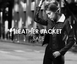 Leather Jacket Sale at Linea Pelle!