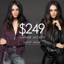$249 Leather Jackets