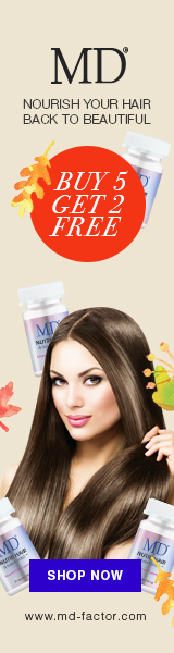MD NutriHair - Buy 5 get 2 FREE