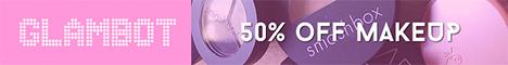 Save up to 50% off Makeup!