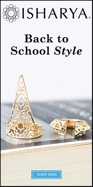 Isharya - Back to School Jewelry