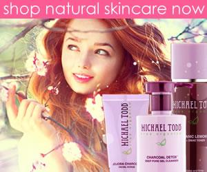 Shop Natural Skincare at Michael Todd True Organics