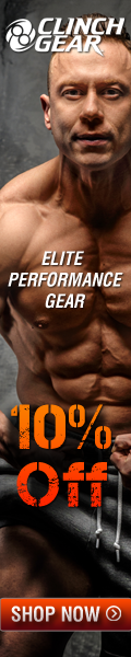 Clinch gear 10% OFF discount