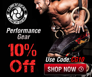 Clinch gear 10% OFF discount