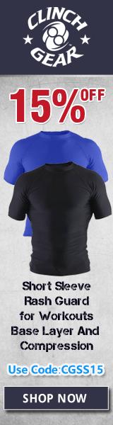 Basic Rash Guard- Short Sleeve- Black