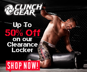 Up to 50%Off clinchgear banner 300x250